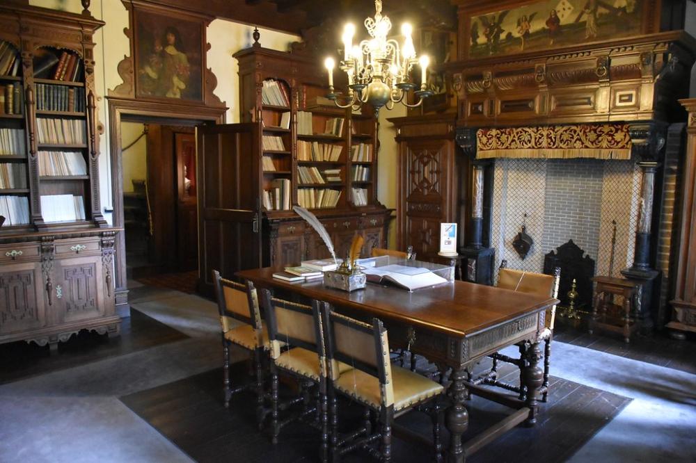 Kasteel Beauvoorde Veurne Burg