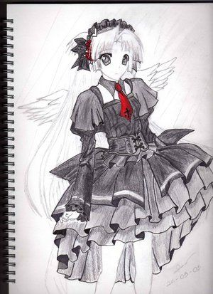 Anime drawings kingdom of art other awesome anime drawings