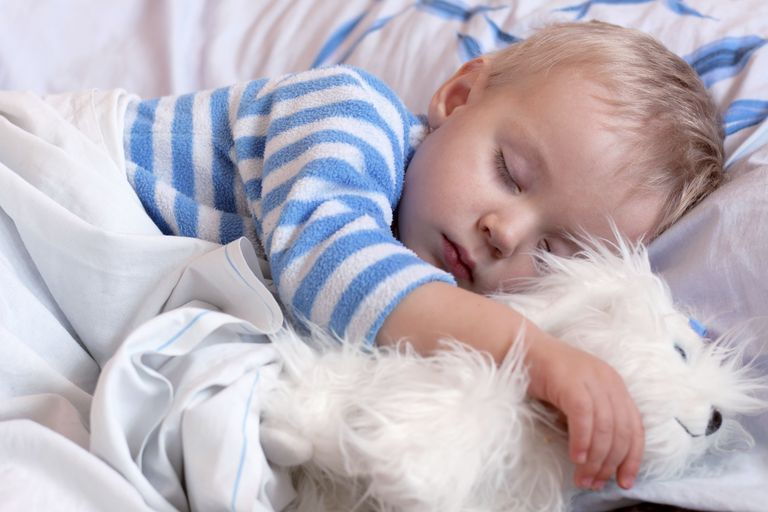 Make sure your toddlers gets enough sleep.