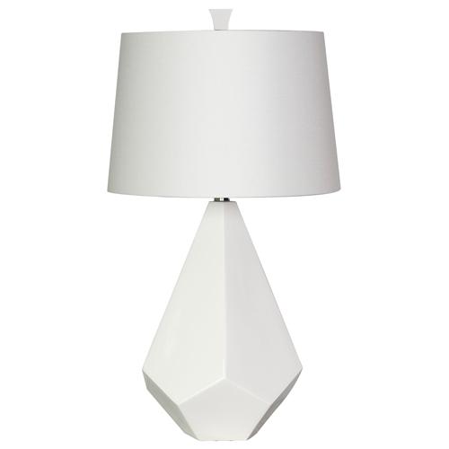 Surya Jewel White Ceramic Table Lamp Copycatchic Lamp Table Lamp Ceramic Table Lamps