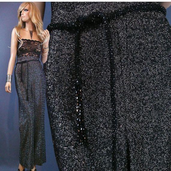 Light up the night 70s pants black pants trousers high waist light up the night 70s pants black pants trousers high waist pants wide publicscrutiny Gallery