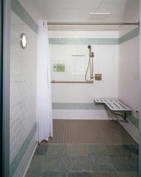 Wall tiles and marble floors