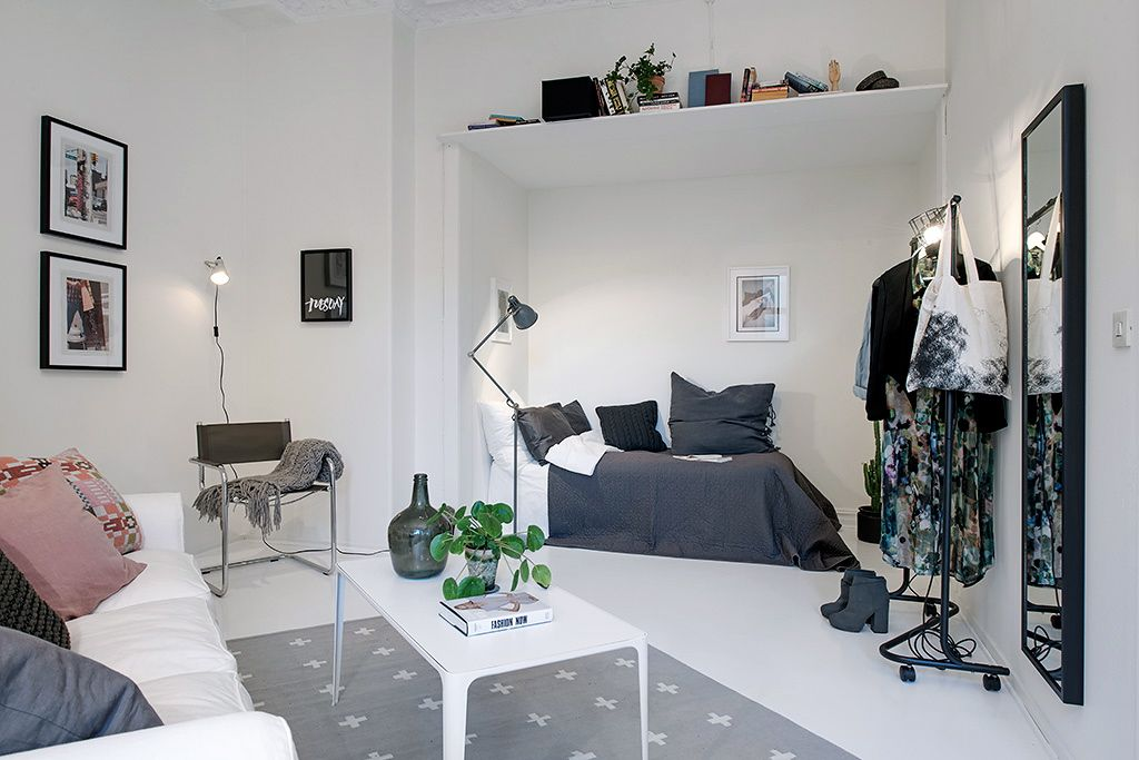Compact Living One Bedroom Apartment In Sweden 50m2 Nordic