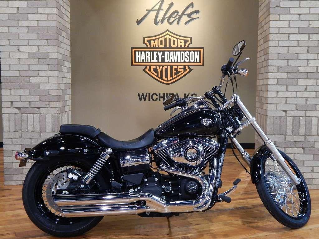 The 2014 HarleyDavidson® Dyna® Wide Glide® FXDWG model is