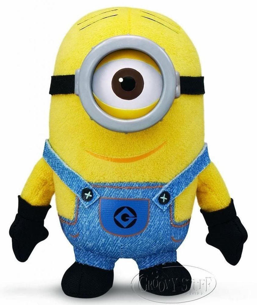 Minion With One Eye