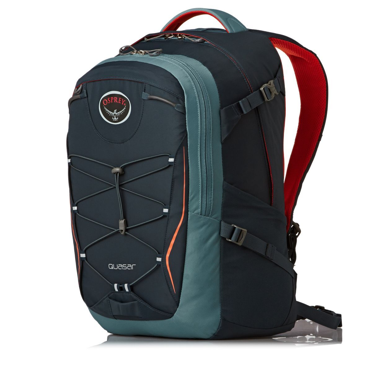 Osprey Quasar 28 Backpack Armor Grey | Backpacks, Osprey
