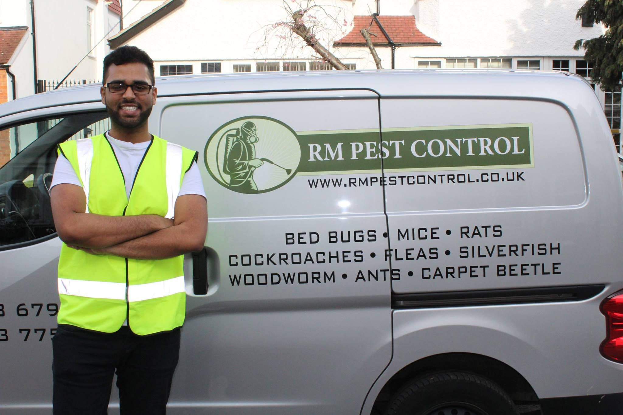 Rmpestcontrol Co Uk Is One Of The Best Low Cost Pest Control