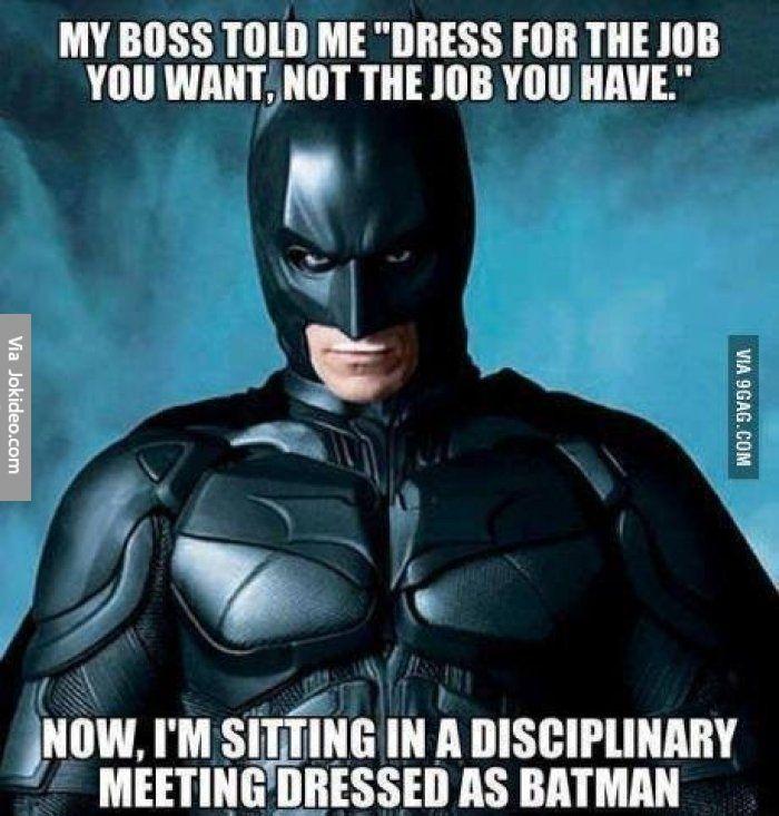Funny Boss Memes The Best Boss Memes Online Batman