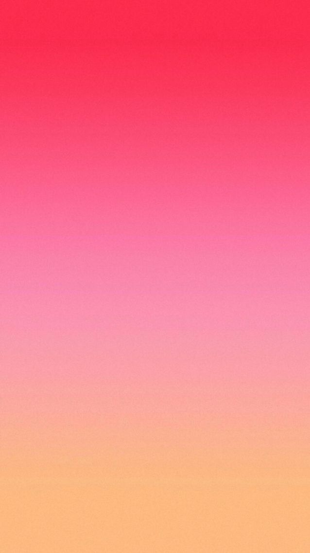 Fading From Hot Pink To Orange Rainbow Wallpaper Iphone Wallpaper Cool Wallpaper
