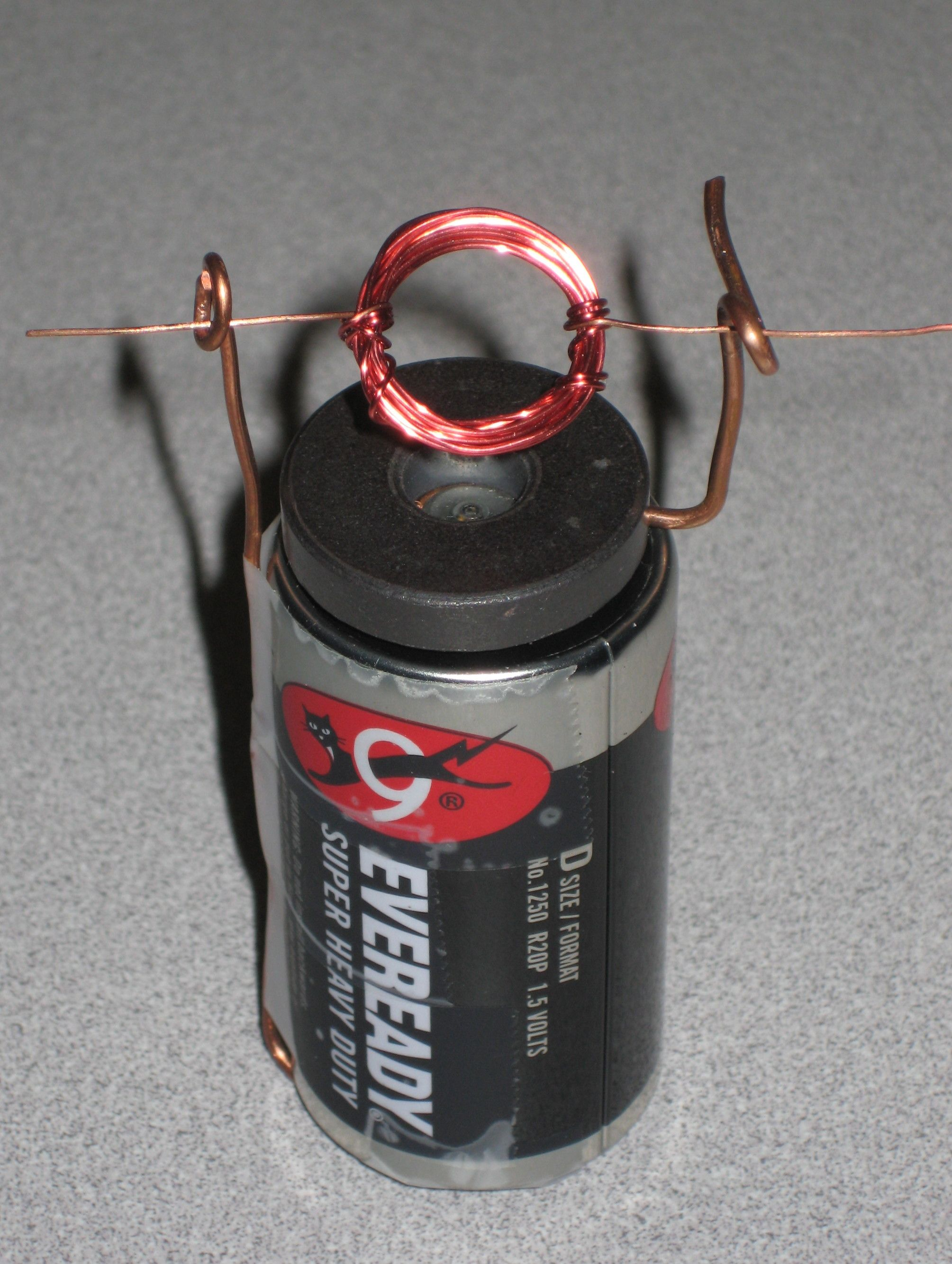 Building An Electric Motor