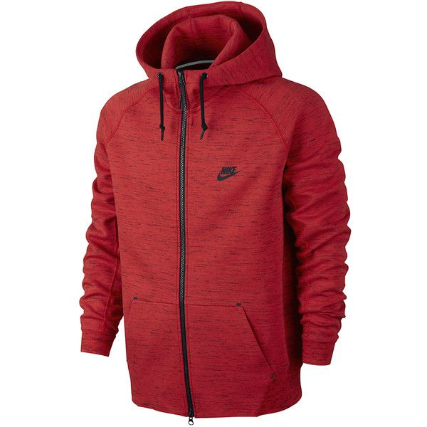 Nike Tech Fleece Windrunner (m) ($110) ❤ liked on Polyvore