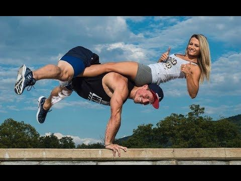 Best Fitness Couple Workout  RelationShip goals  - Working Out Everywhere & Every Time -   15 fitness Couples funny ideas