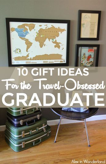 Ten Gift Ideas For The Travel Obsessed Graduate Gift Wanderlust - 10 great gift ideas for the travel obsessed