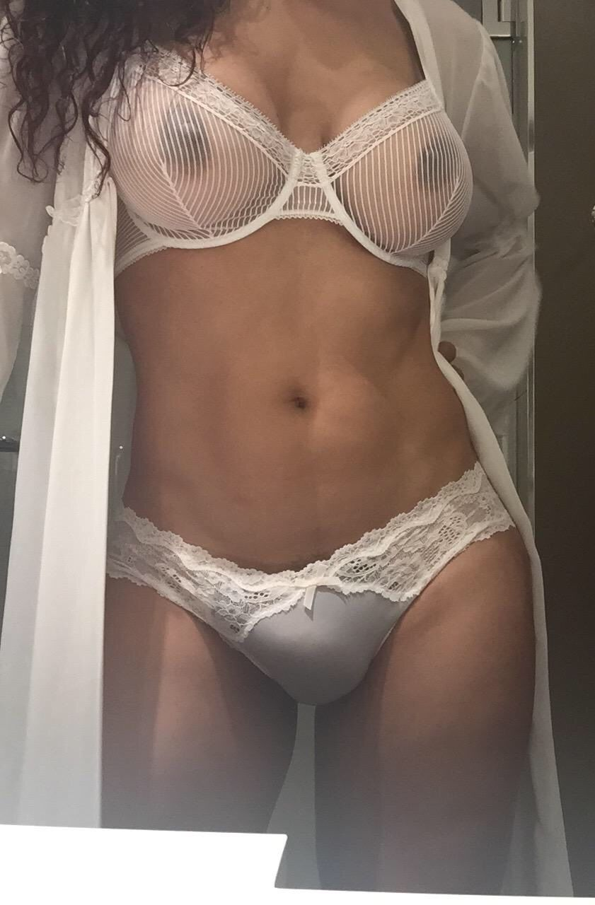 Cocks In Sexy Panties