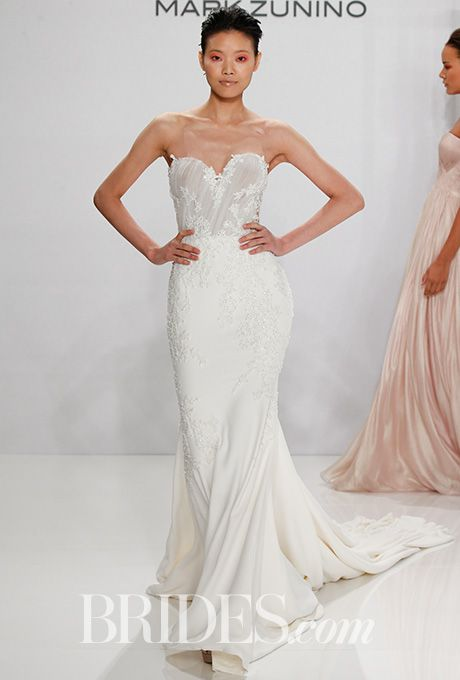 Perfect Wedding dress by Mark Zunino for Kleinfeld