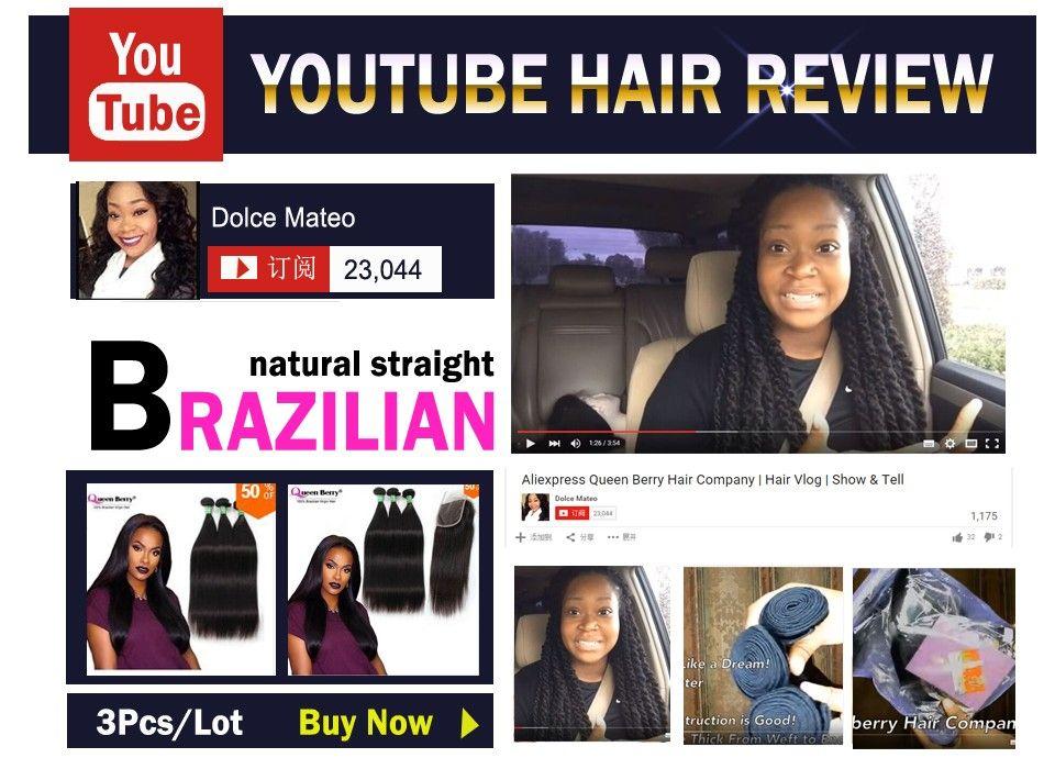 Queen Berry Virgin Hair Coltd Small Orders Online Store Hot