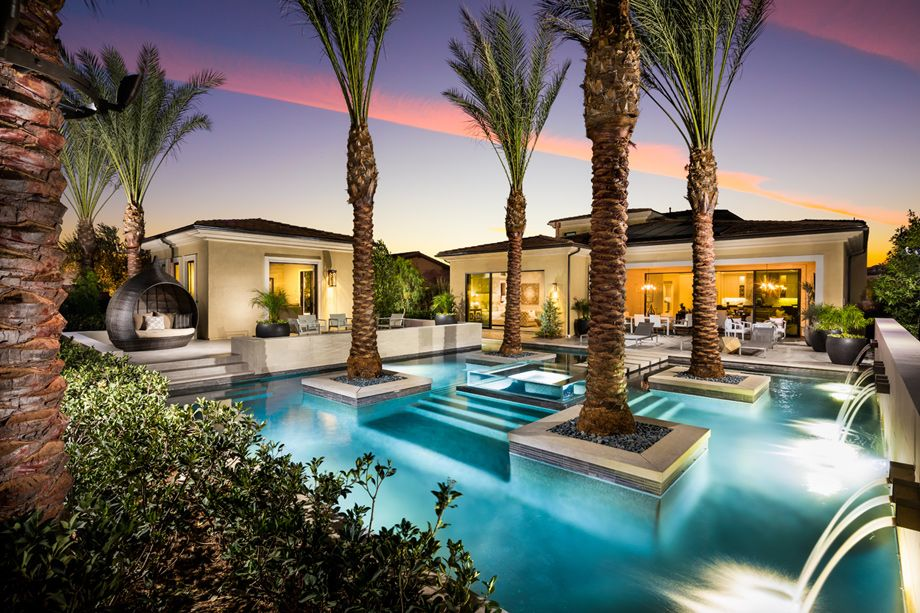 Toll Brothers Backyard Luxury homes, Home design plans
