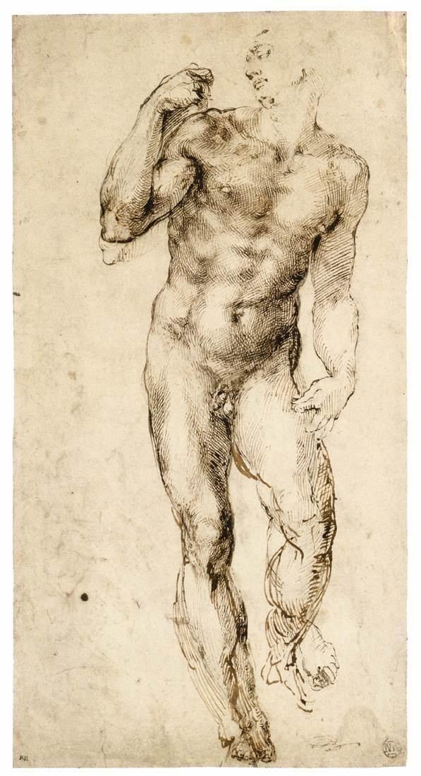 Image result for michelangelo drawings | Michelangelo | Pinterest ...