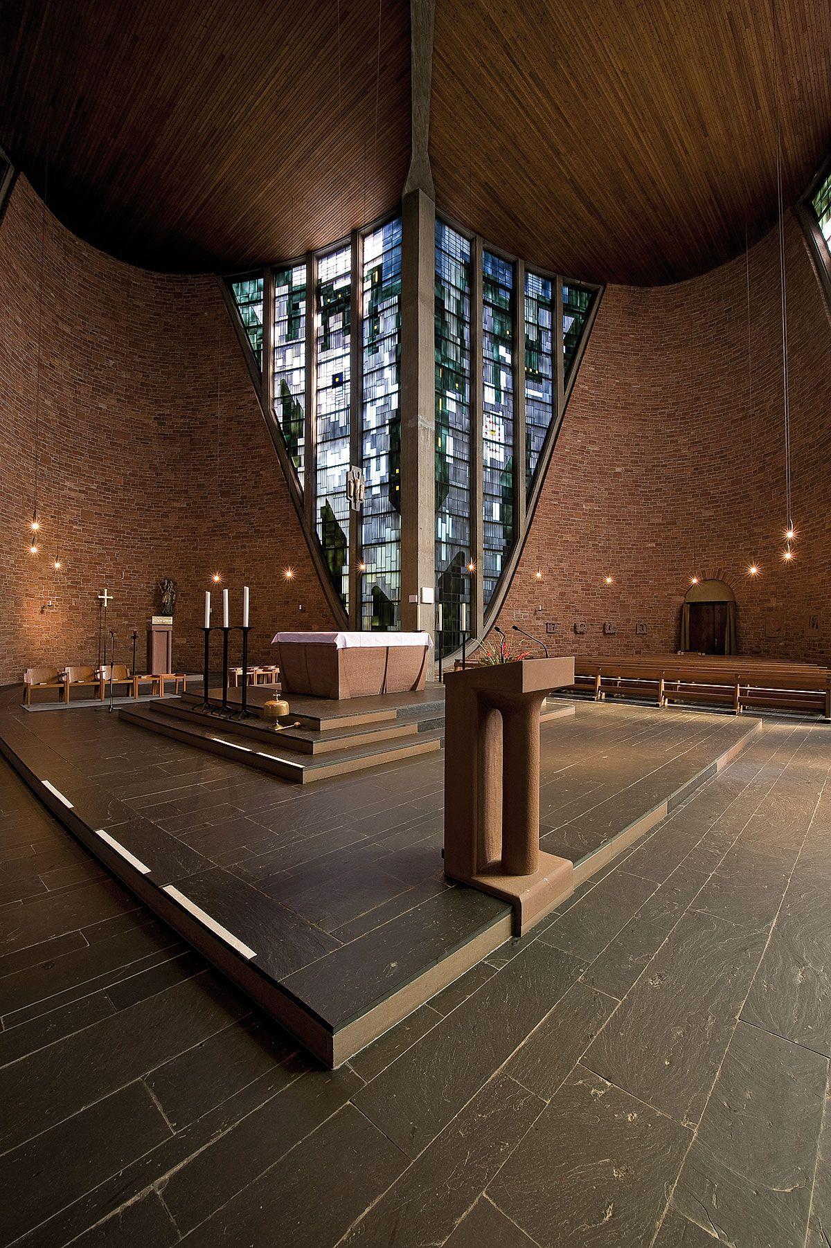 Saarbrucken Sacred Architecture Architecture Sacred Art