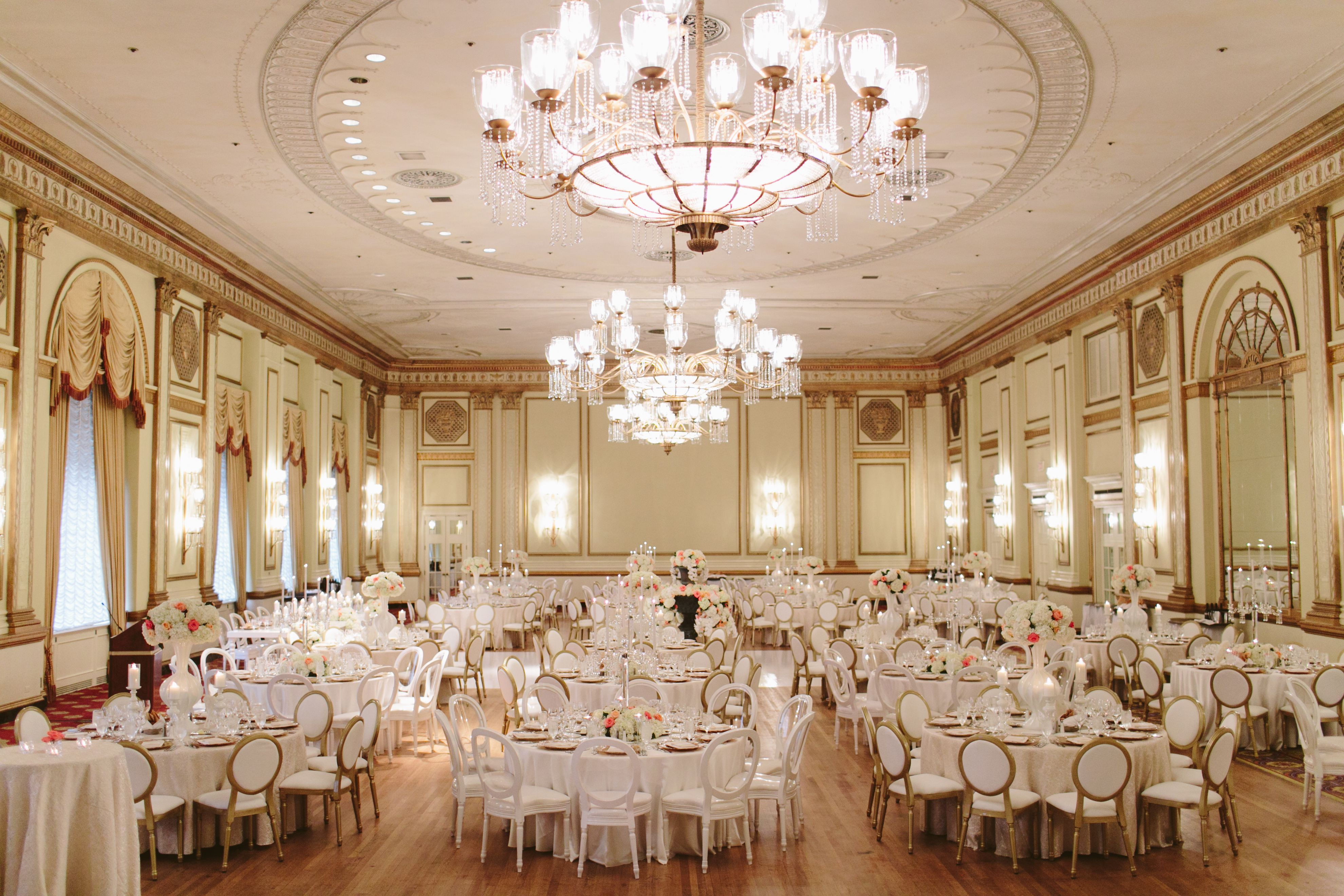 Luxury Wedding Indoor: Pin By Fairmont Hotel Vancouver On Pacific Ballroom