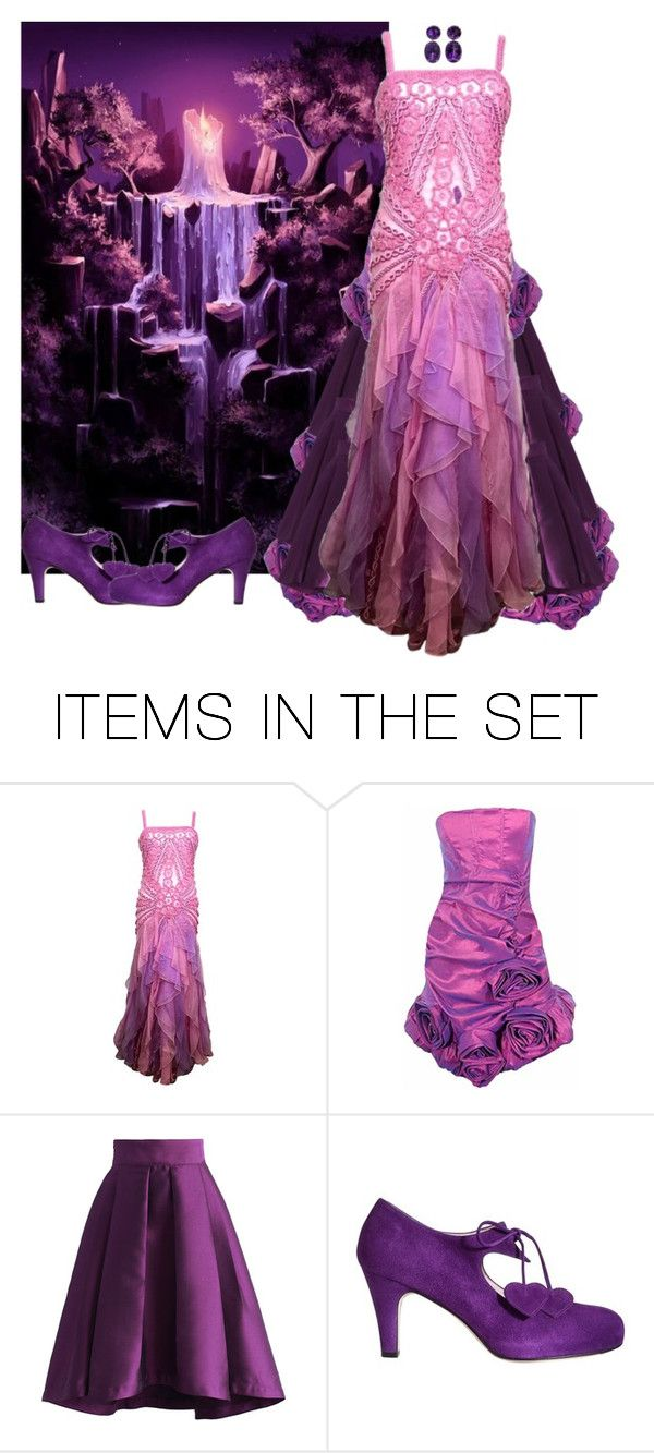 """""""She is Surreal"""" by rubysal ❤ liked on Polyvore featuring art and surreal"""