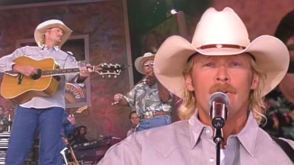 Alan Jackson Pop A Top Live At Farm Aid 2000 Video Jackson