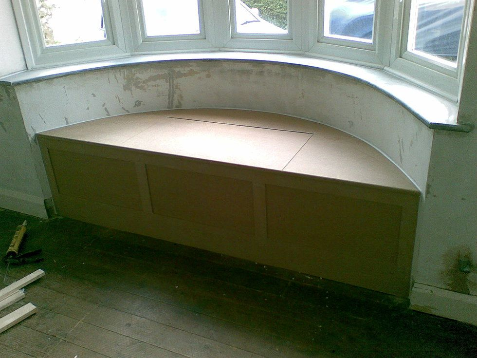 Curved Bay Window Bench Google Search Bay Window Seat Bay Window Benches Bay Window