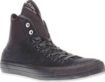 Converse Navy All Star Ma-1 Se Hairy Suede Mens The iconic Converse Chuck  Taylor