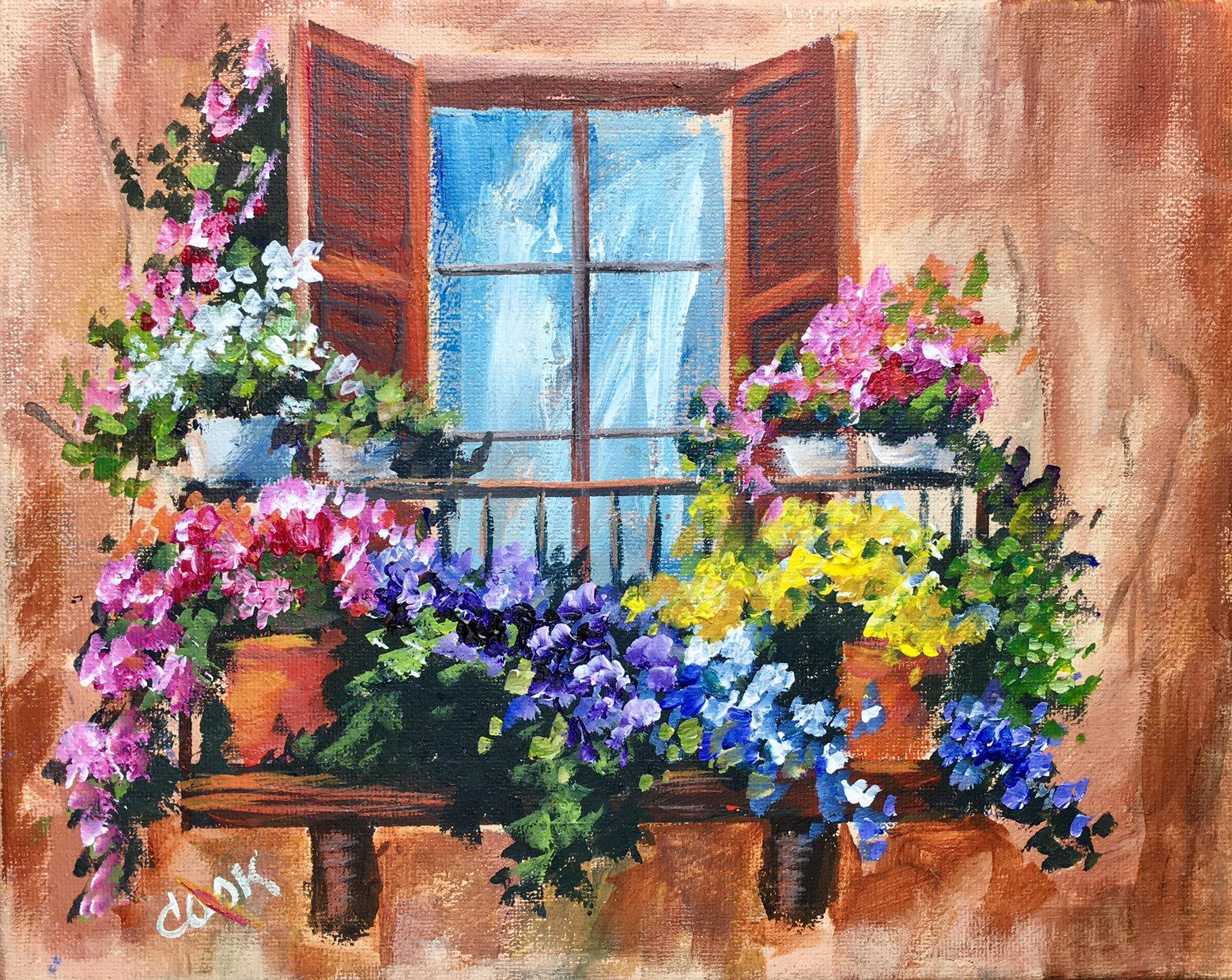 """""""Balcony Garden"""" is the newest YouTube step by step"""