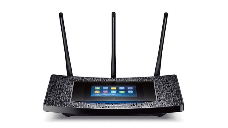 The Best Wireless Routers For 2020 Touch Screen Interface Gigabit Router Wifi Router