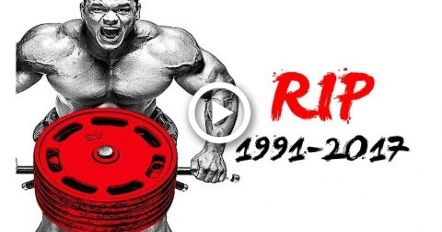 IN MEMORY OF DALLAS MCCARVER |BODYBUILDING MOTIVATION #food #quotes #fitness