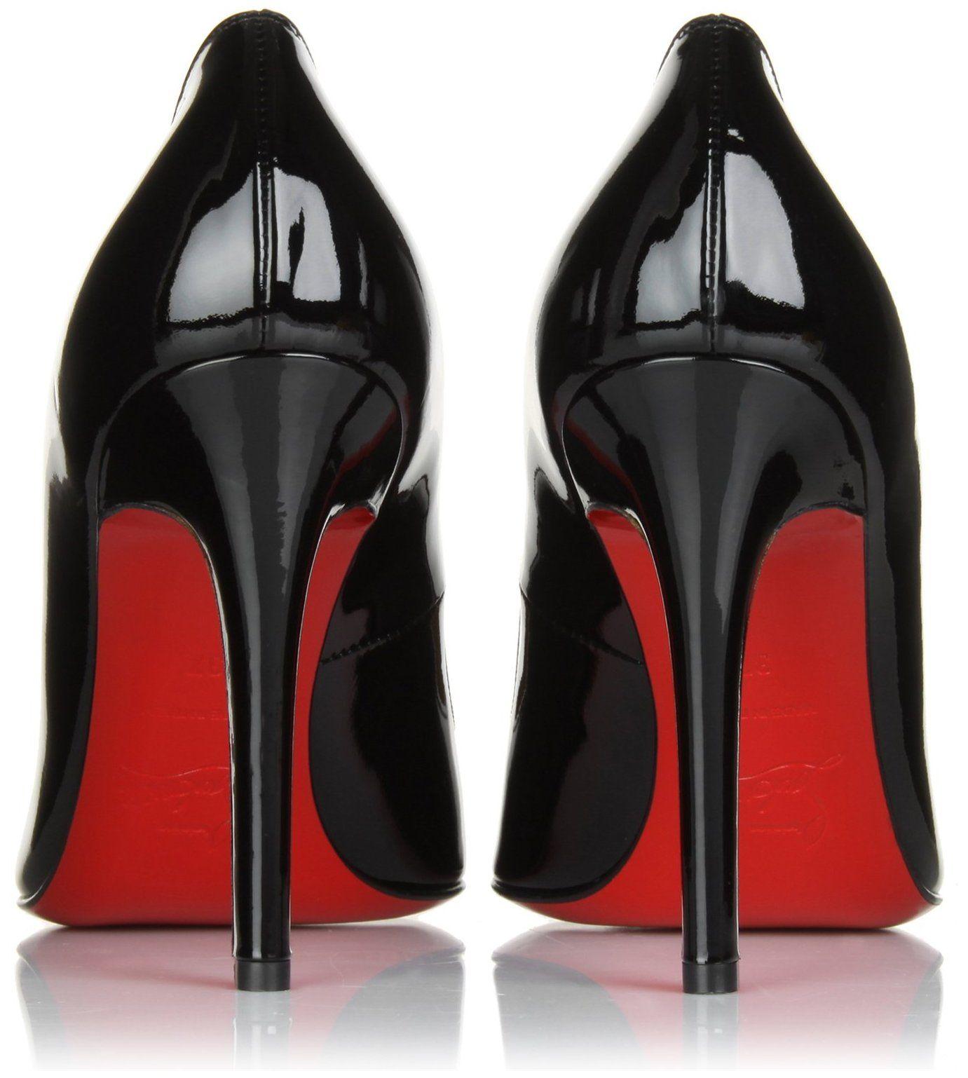 1d82d86b4a0ee The  True Lady has a pair of these. Christian Louboutin Designer Shoes