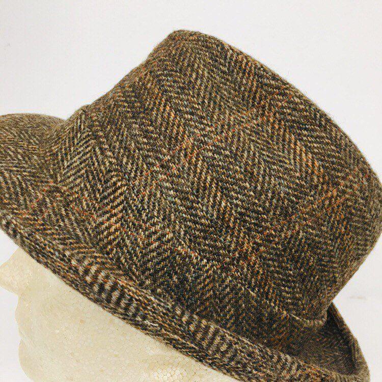 adbf51626 ➡️SOLD: 1960s Vintage Dobbs Fifth Avenue Fedora Hat Brown ...