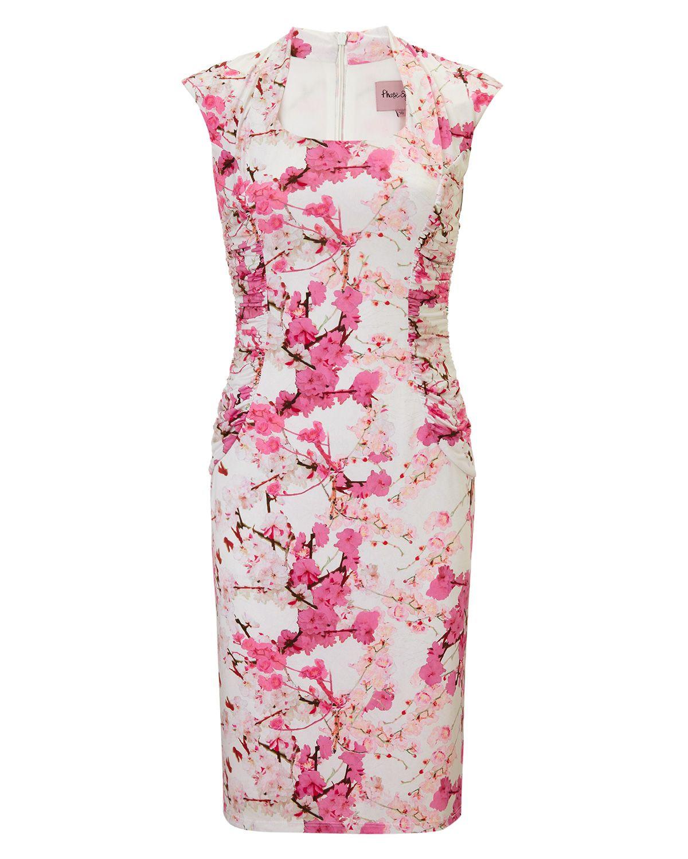 Dresses | Pink Sakura Dress | Phase Eight | delicious dresses ...