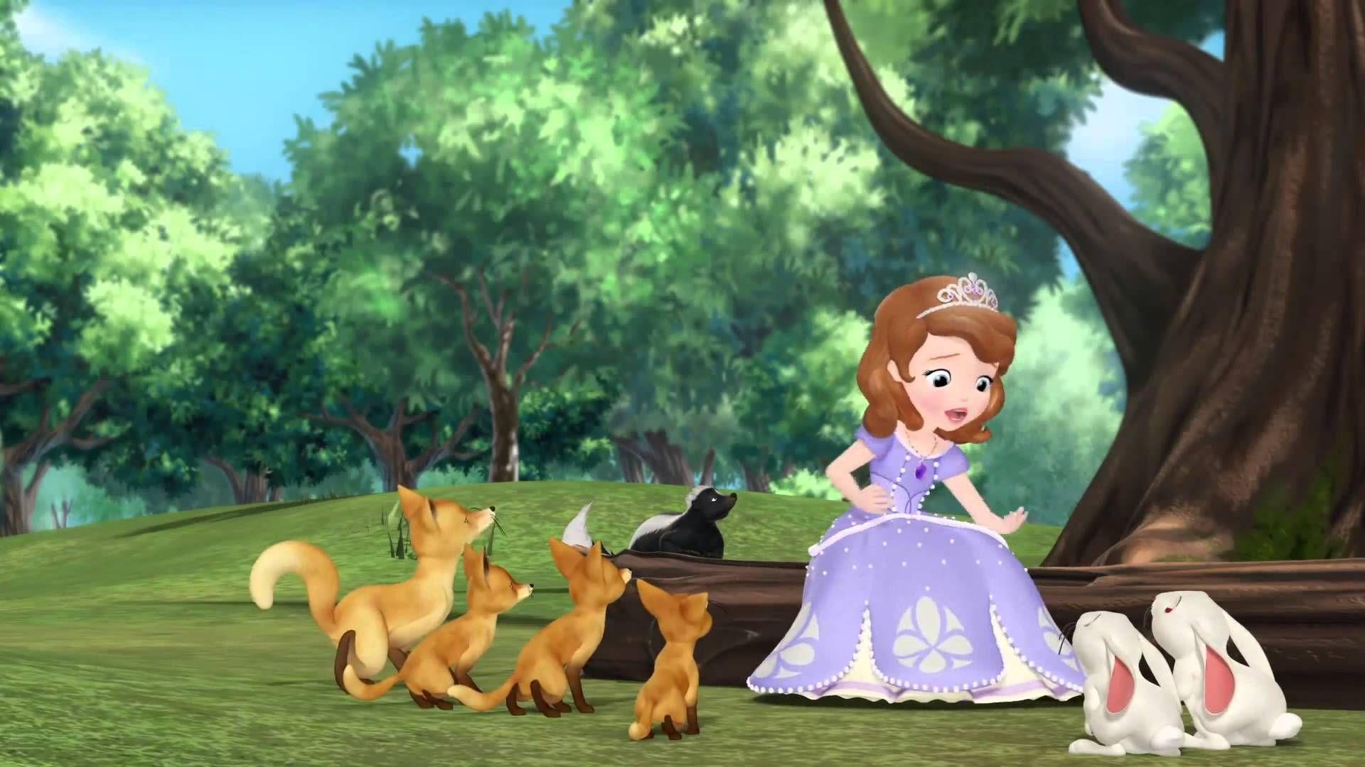 Princesita Sofia Cancion 8 Princesita Sofía Disney Jr Sofía