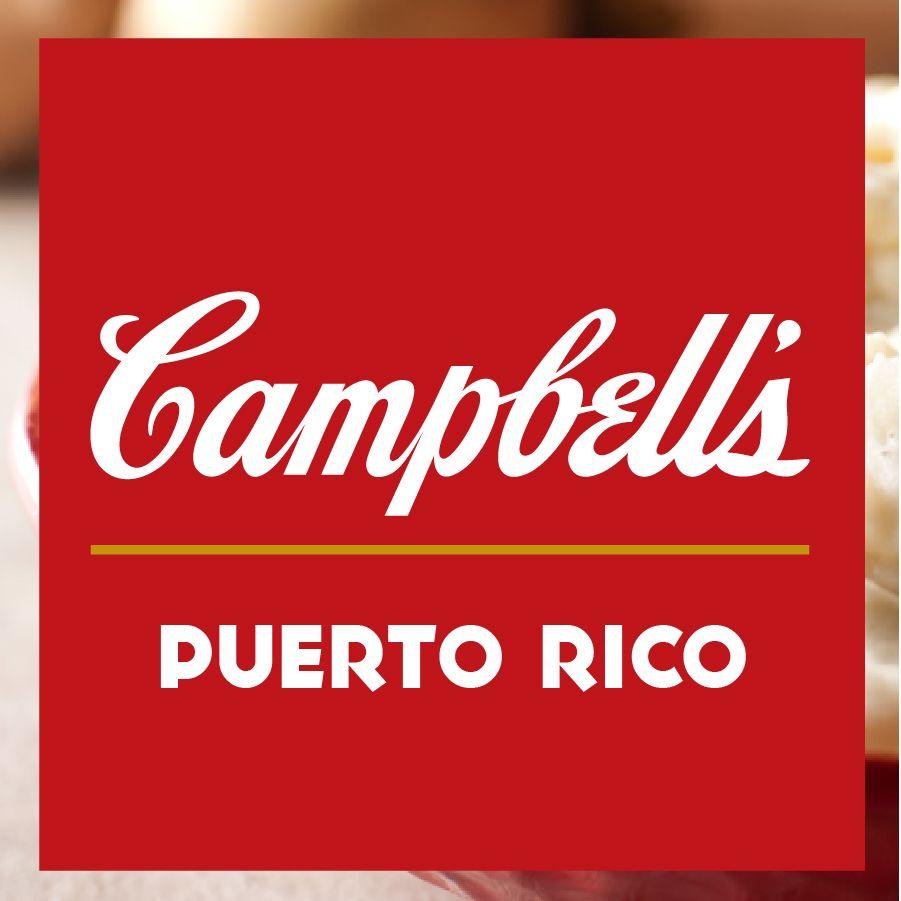 ¡Visita nuestro Facebook!  facebook.com/campbellspr