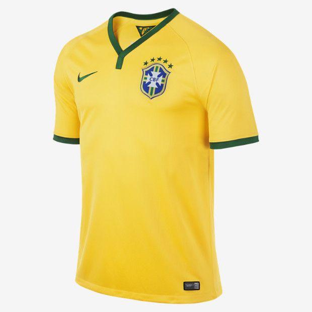 9c14307ae58dd Las camisetas oficiales de las 32 selecciones del Mundial 2014 ...