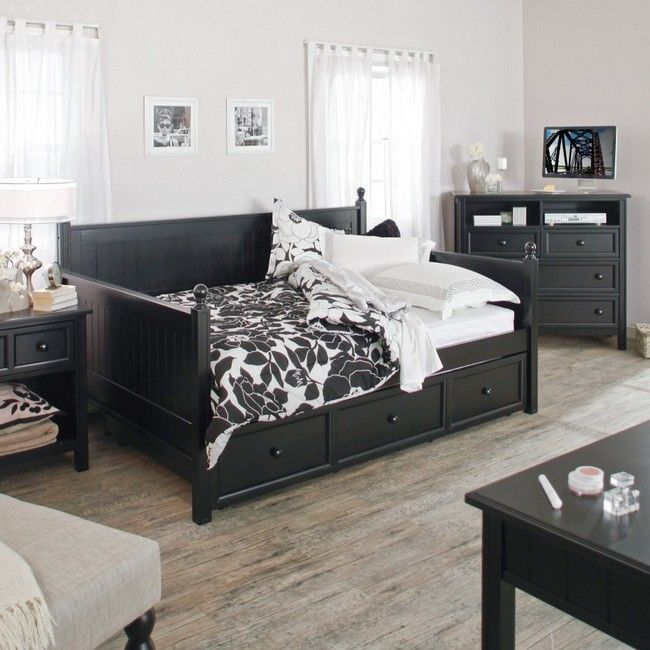 How To Transform Your Bedroom Into the Ultimate Serene Space With     How To Transform Your Bedroom Into the Ultimate Serene Space With the Use  of Black and White Color Scheme