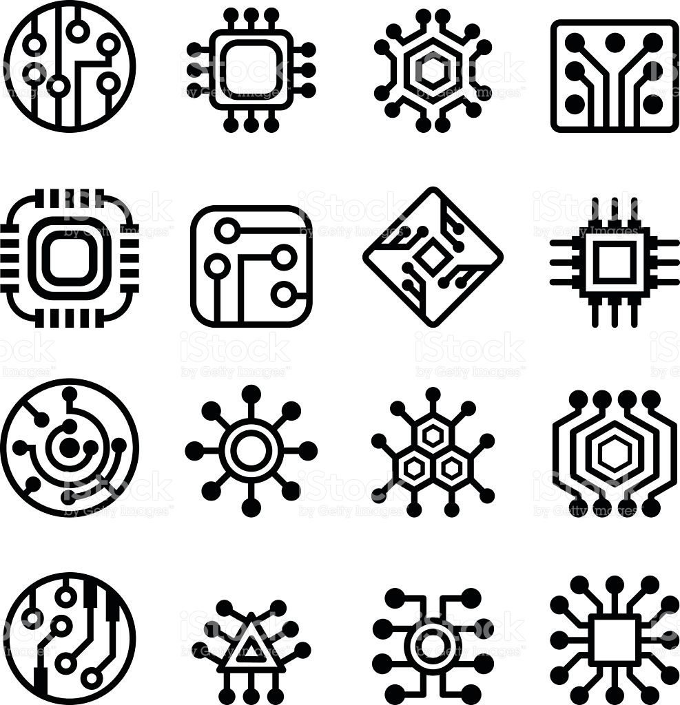 circuit board logo stock photos images pictures shutterstock