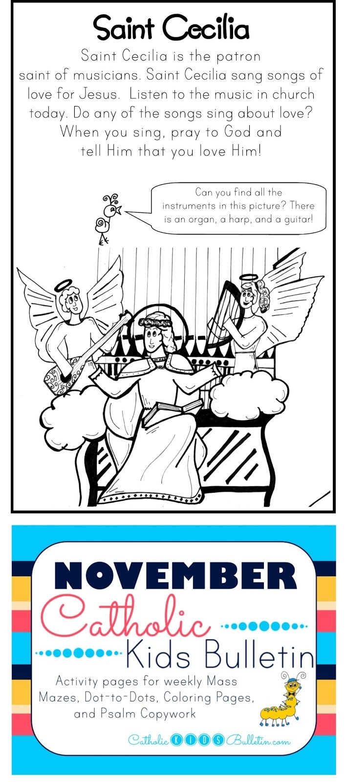 Saint Elizabeth Of Hungary Coloring Page Thecatholickid Com