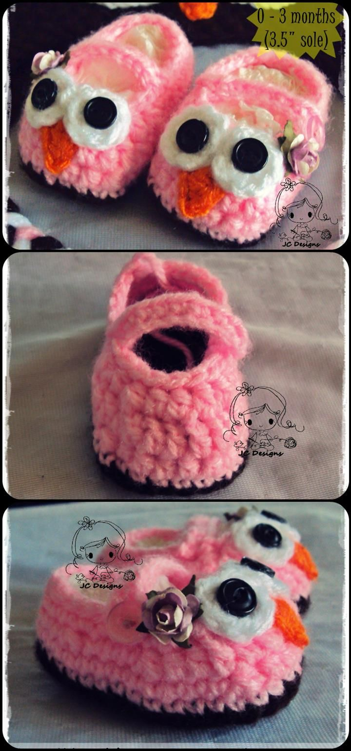 Top 40 Free Crochet Baby Booties Patterns | Crochet para bebes ...