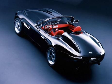 BMW Z07 (Concept) 1997 WHY do they always make such gorgeous ...