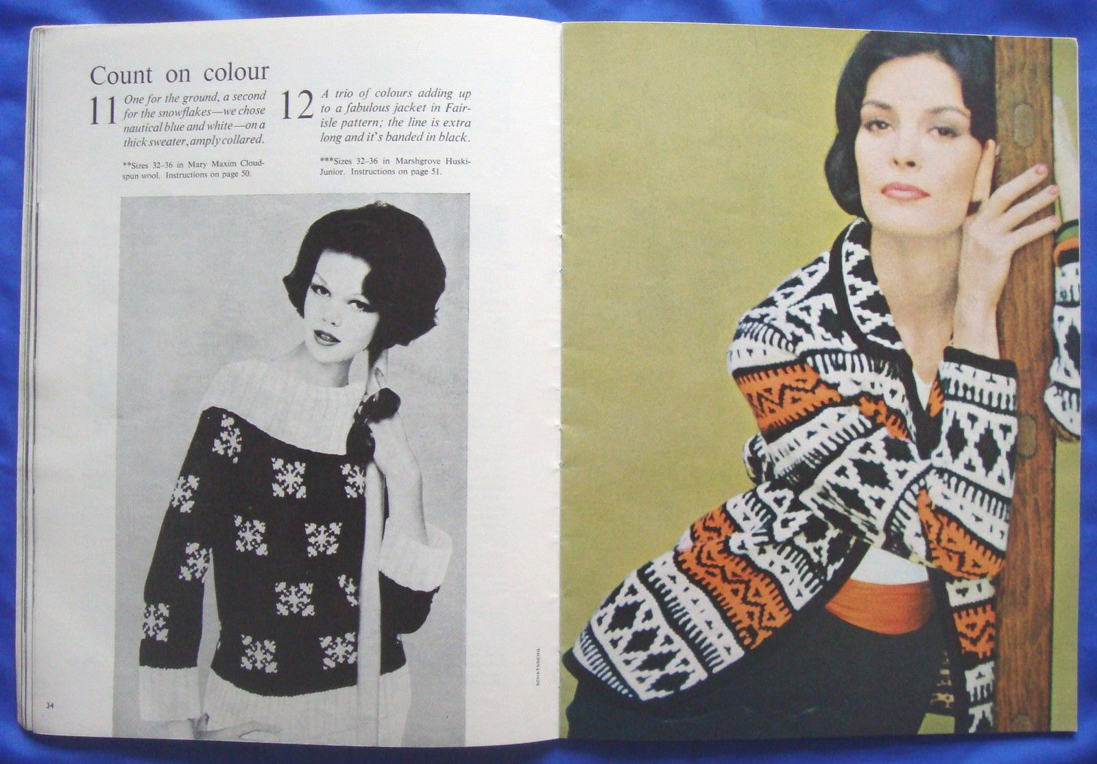 Vintage vogue knitting pattern booklet book no61 jumpercardigan vintage vogue knitting pattern booklet book no61 jumpercardigandress etc bankloansurffo Choice Image