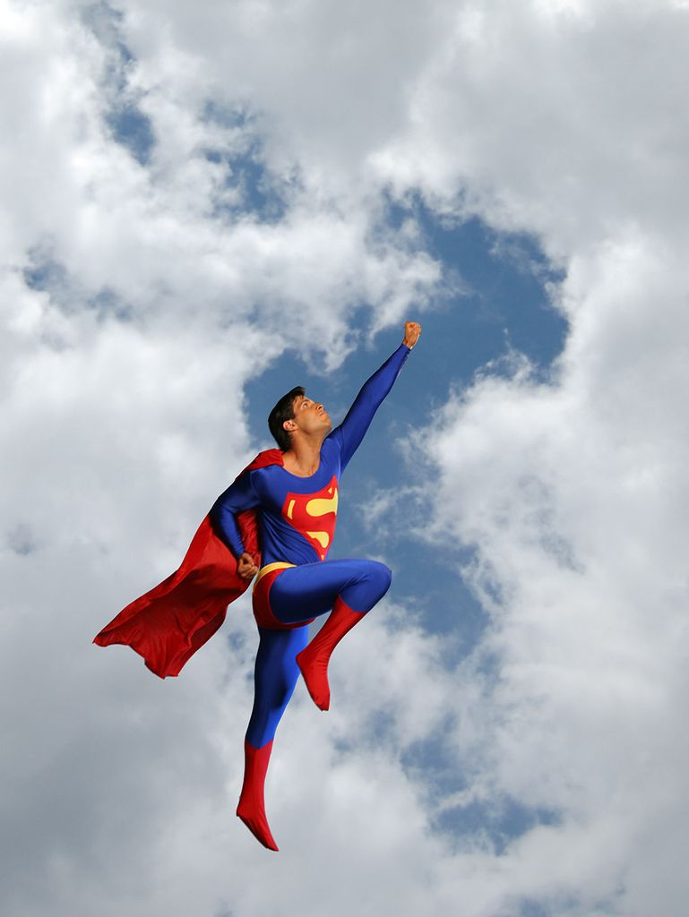Fly cloud costume novels and tvs superman flying clouds costume clark kent publicscrutiny Images