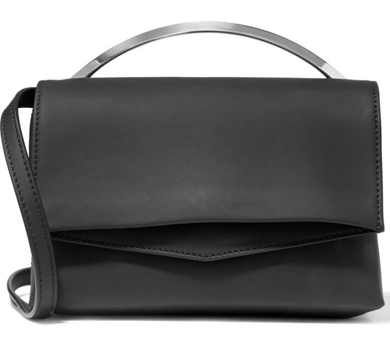 24 New Seasonless Black Bags For The Practical Accessories Among Us