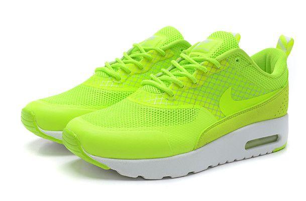 van fautras d occasion - Nike Air Max Thea Mens Flash Lime White   art   Pinterest   Air ...