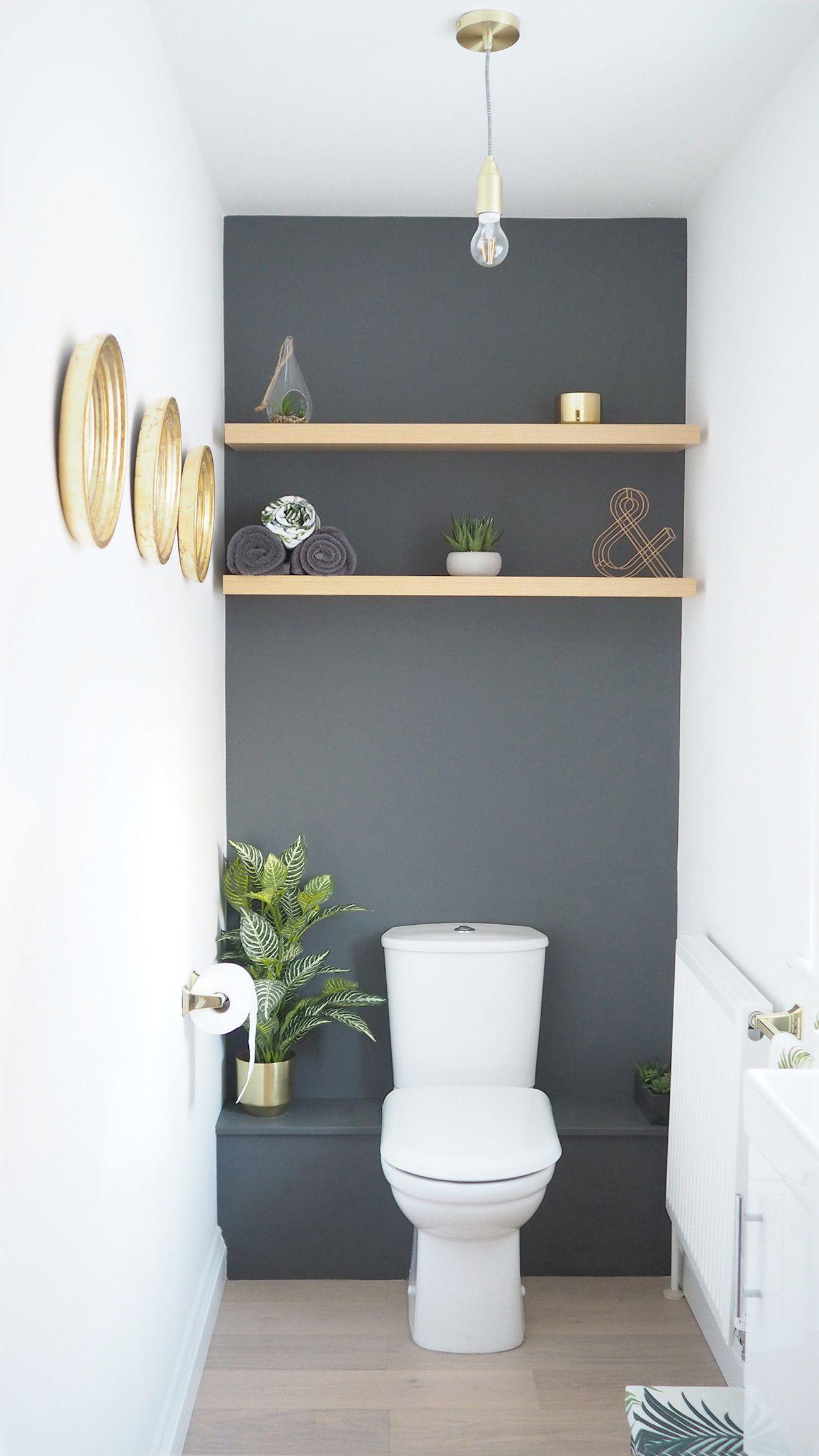 Bathroom Decor Diy Ideas Bathroom Ideas In Grey Bathroom Light Fixtures On Amazon Until Bathroom Ideas No Tu Downstairs Toilet Bathroom Decor Toilet Closet
