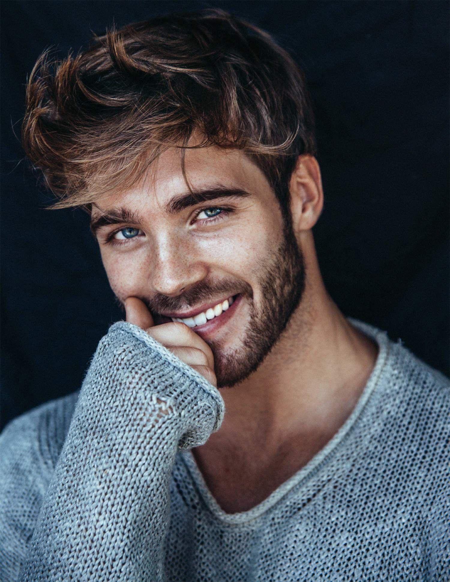Фото самых красивых моделей мужчин