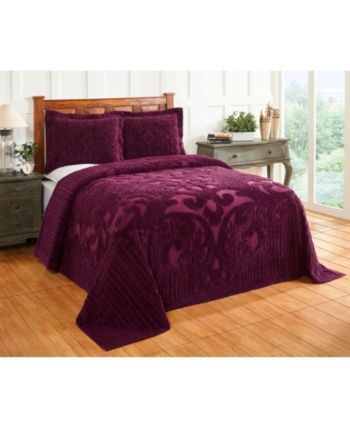 better trends ashton twin bedspread & reviews - quilts