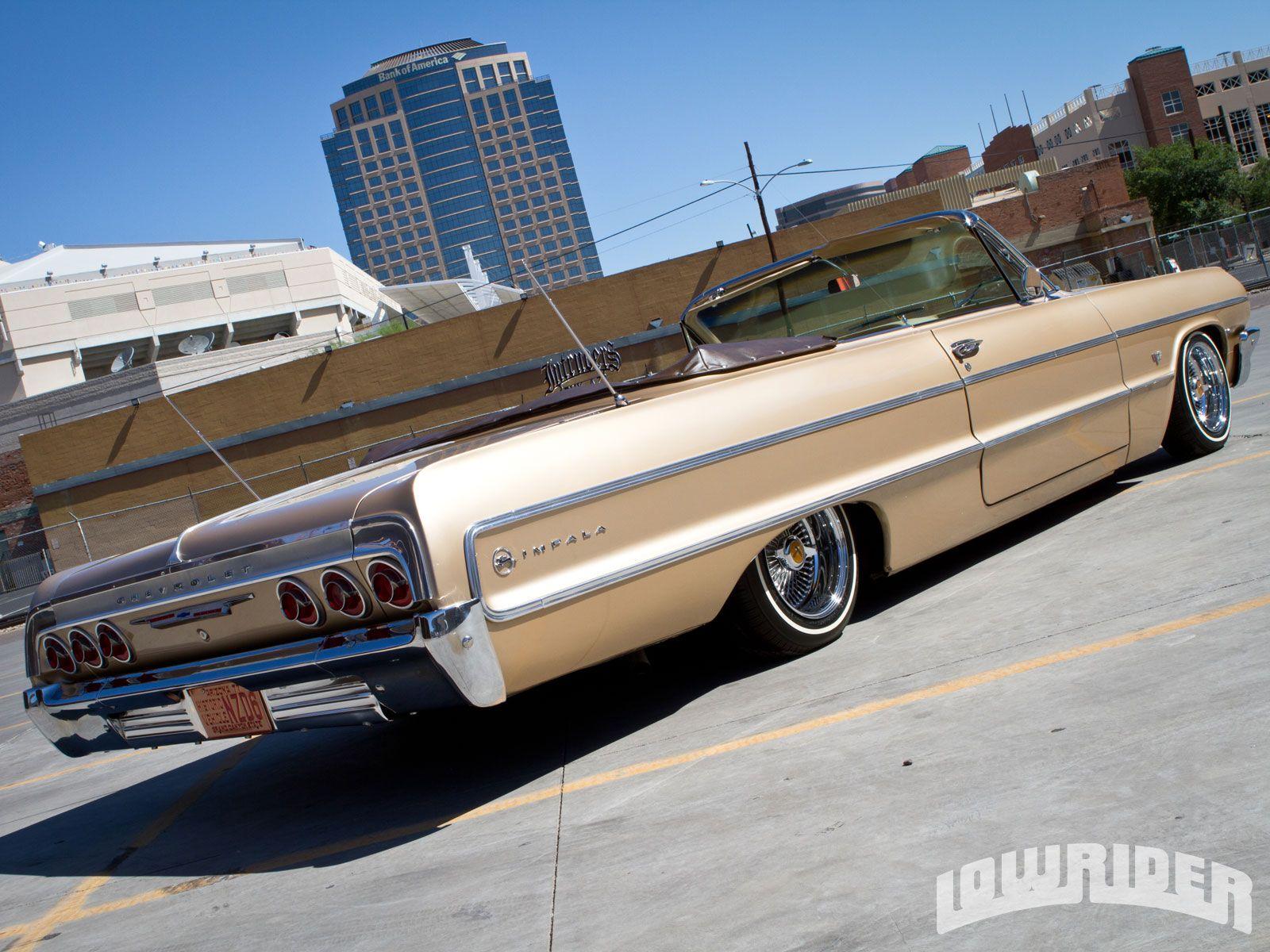 1202 lrmp 08 o 1964 chevrolet impala lowrider